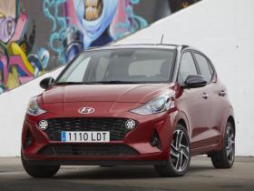 Ver foto 2 de Hyundai i10 Style 2020