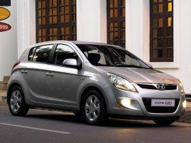 Fotos de Hyundai i20 5 puertas 2008