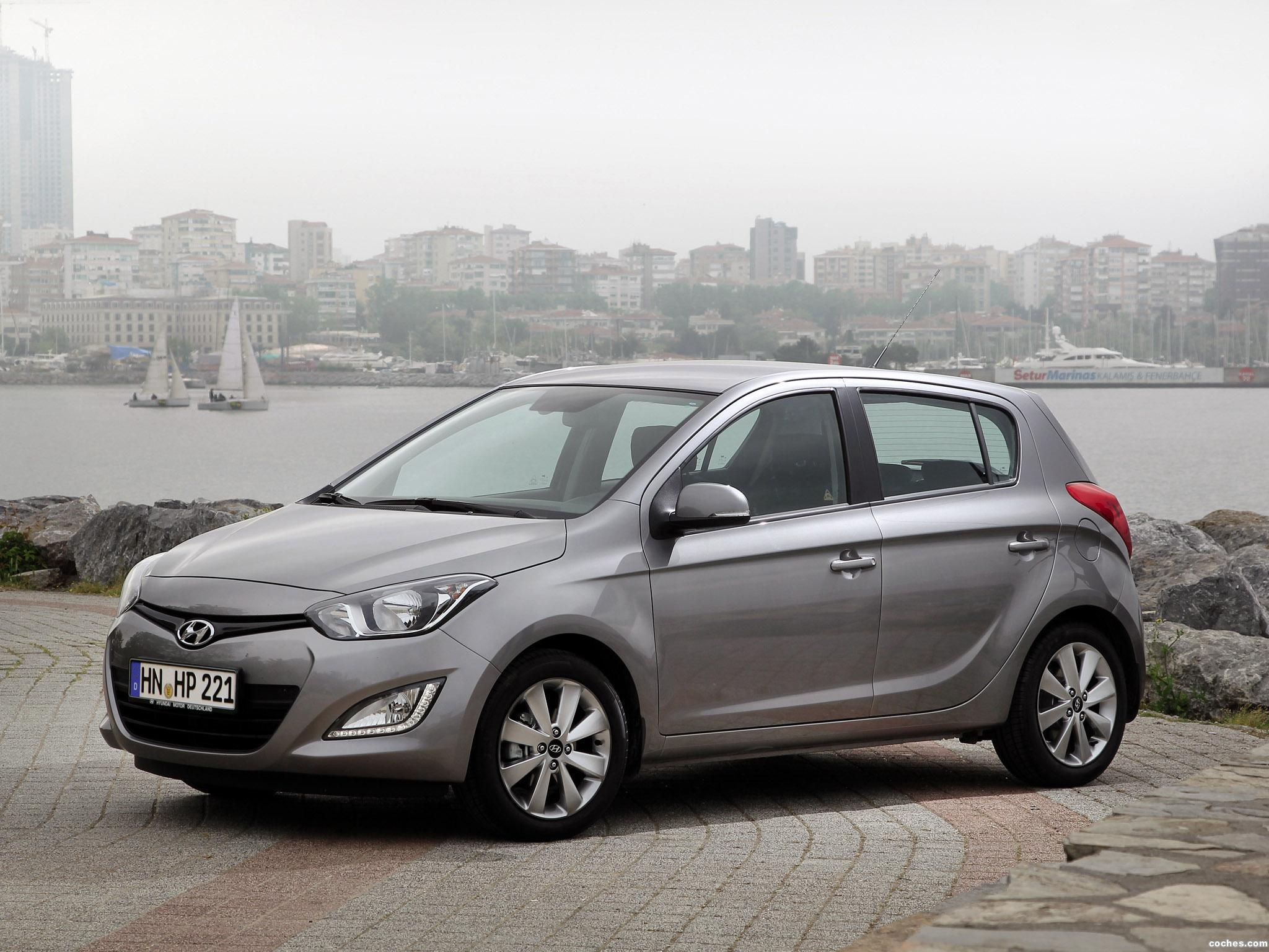 Foto 0 de Hyundai i20 2012