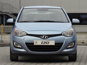 Ver foto 14 de Hyundai i20 2012