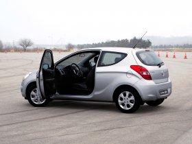 Ver foto 10 de Hyundai i20 3 puertas 2009
