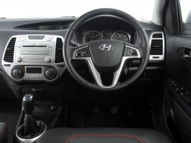 Ver foto 5 de Hyundai i20 5 puertas UK 2008