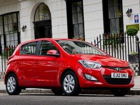 Ver foto 5 de Hyundai i20 UK 2012