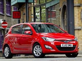 Ver foto 2 de Hyundai i20 UK 2012