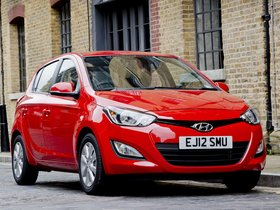 Fotos de Hyundai i20 UK 2012