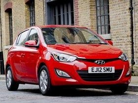Ver foto 1 de Hyundai i20 UK 2012