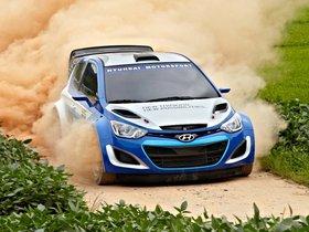 Ver foto 4 de Hyundai i20 WRC 2013