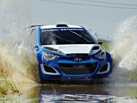 Fotos de Hyundai i20 WRC 2013