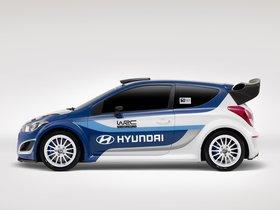 Ver foto 11 de Hyundai i20 WRC 2013
