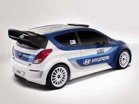 Ver foto 9 de Hyundai i20 WRC 2013