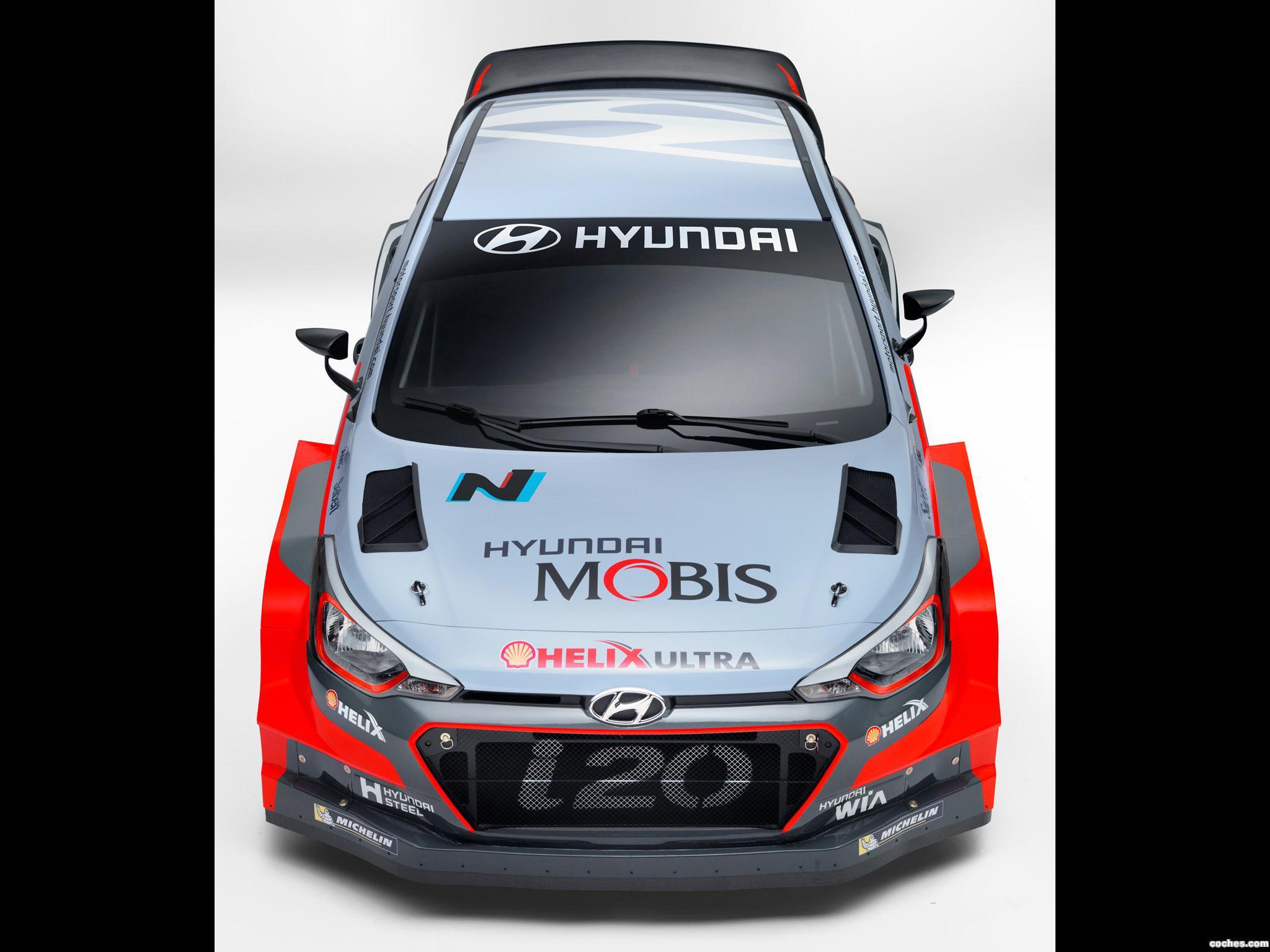Foto 6 de Hyundai i20 WRC 2016