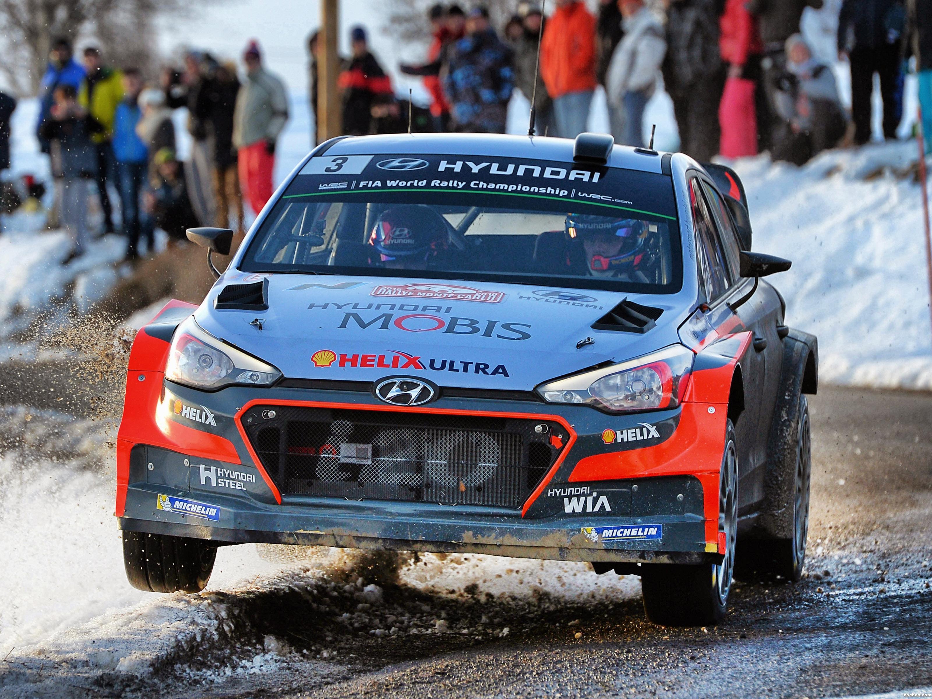 Foto 7 de Hyundai i20 WRC 2016