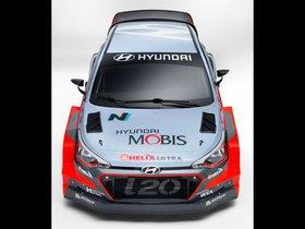 Ver foto 7 de Hyundai i20 WRC 2016