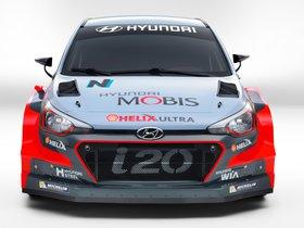 Ver foto 3 de Hyundai i20 WRC 2016
