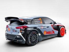 Ver foto 2 de Hyundai i20 WRC 2016