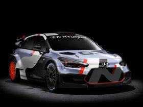 Ver foto 7 de Hyundai i20 WRC Concept 2015