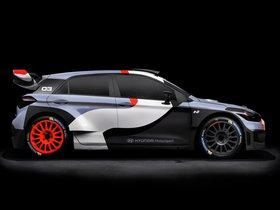Ver foto 6 de Hyundai i20 WRC Concept 2015