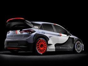 Ver foto 5 de Hyundai i20 WRC Concept 2015