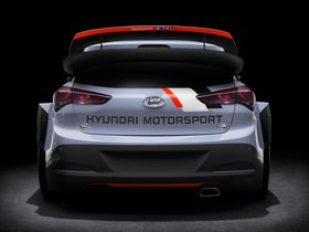 Ver foto 4 de Hyundai i20 WRC Concept 2015