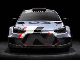Ver foto 3 de Hyundai i20 WRC Concept 2015