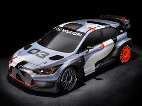 Ver foto 2 de Hyundai i20 WRC Concept 2015