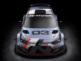 Ver foto 1 de Hyundai i20 WRC Concept 2015