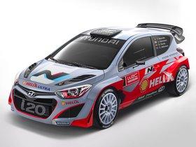 Ver foto 6 de Hyundai i20 WRC 2014