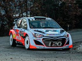 Ver foto 9 de Hyundai i20 WRC 2014
