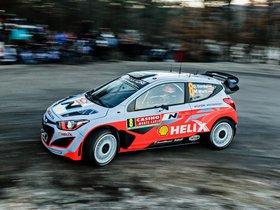 Ver foto 8 de Hyundai i20 WRC 2014