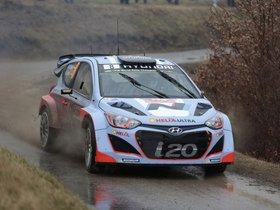 Ver foto 7 de Hyundai i20 WRC 2014