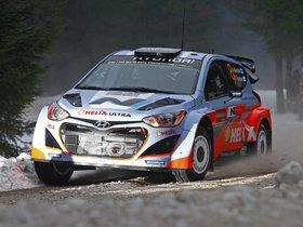 Ver foto 20 de Hyundai i20 WRC 2014