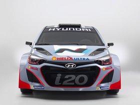 Ver foto 3 de Hyundai i20 WRC 2014
