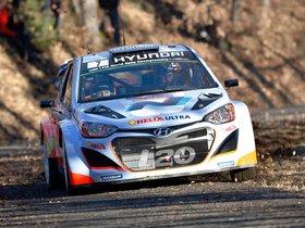 Ver foto 14 de Hyundai i20 WRC 2014