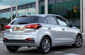 Ver foto 10 de Hyundai i20 (IB) 2018