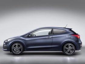 Ver foto 3 de Hyundai i30 3 puertas Turbo 2015