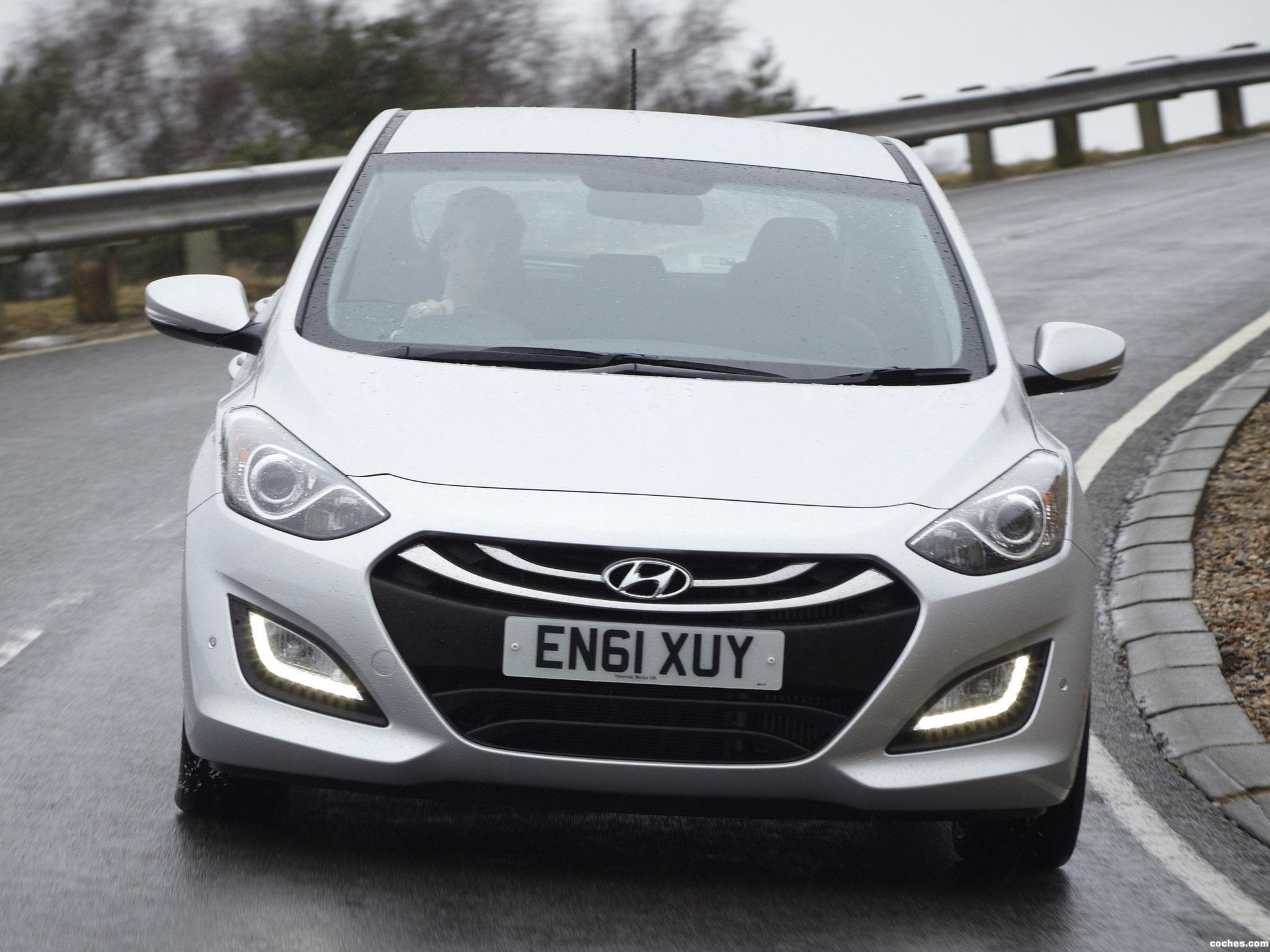 Foto 9 de Hyundai I30 UK 2012 5 puertas