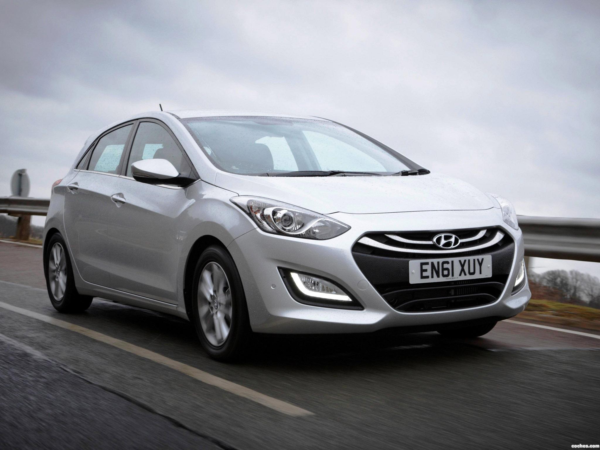 Foto 0 de Hyundai I30 UK 2012 5 puertas