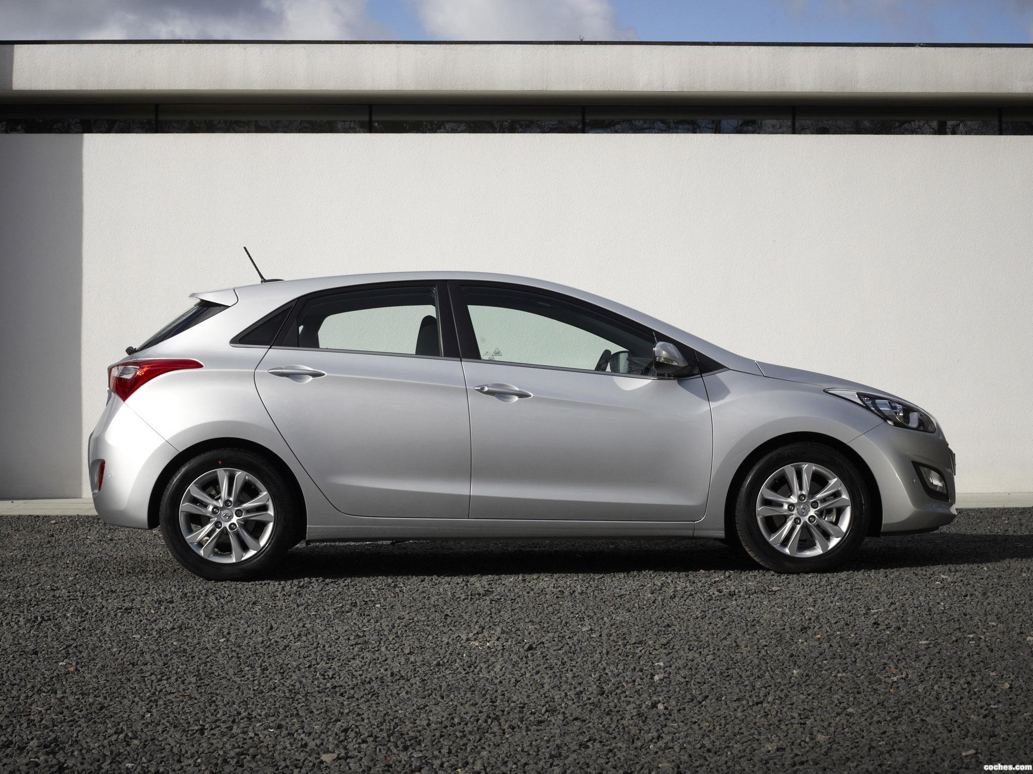 Foto 20 de Hyundai I30 UK 2012 5 puertas
