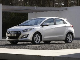 Ver foto 12 de Hyundai I30 UK 2012 5 puertas