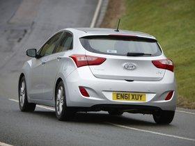 Ver foto 9 de Hyundai I30 UK 2012 5 puertas