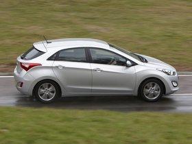 Ver foto 8 de Hyundai I30 UK 2012 5 puertas