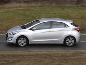 Ver foto 7 de Hyundai I30 UK 2012 5 puertas