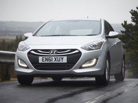 Ver foto 6 de Hyundai I30 UK 2012 5 puertas