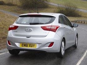 Ver foto 5 de Hyundai I30 UK 2012 5 puertas