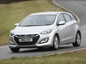 Ver foto 4 de Hyundai I30 UK 2012 5 puertas