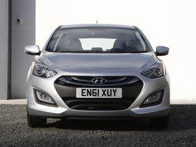 Ver foto 2 de Hyundai I30 UK 2012 5 puertas