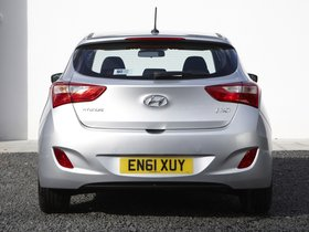 Ver foto 19 de Hyundai I30 UK 2012 5 puertas