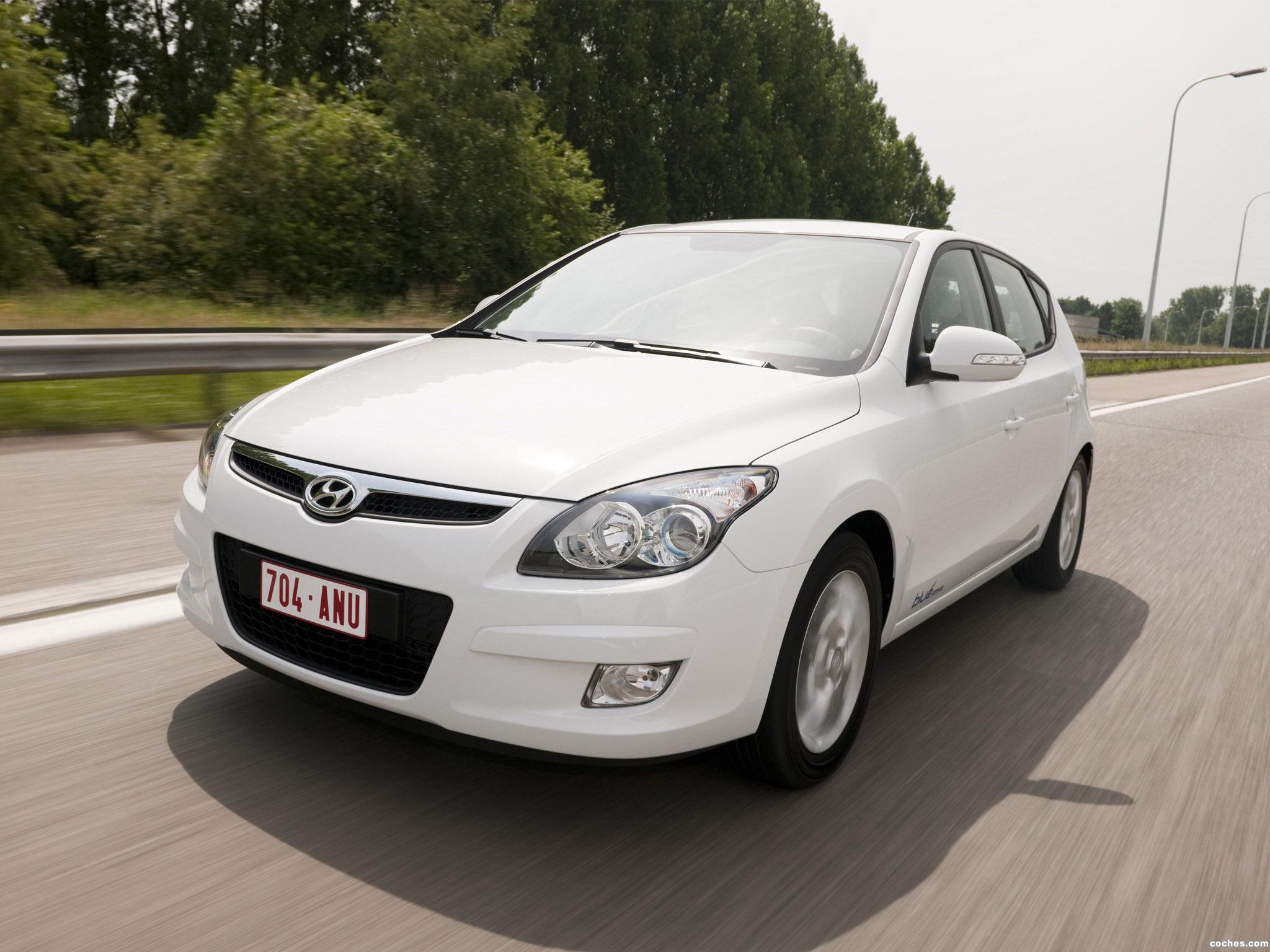 Foto 0 de Hyundai i30 Blue Drive 2009