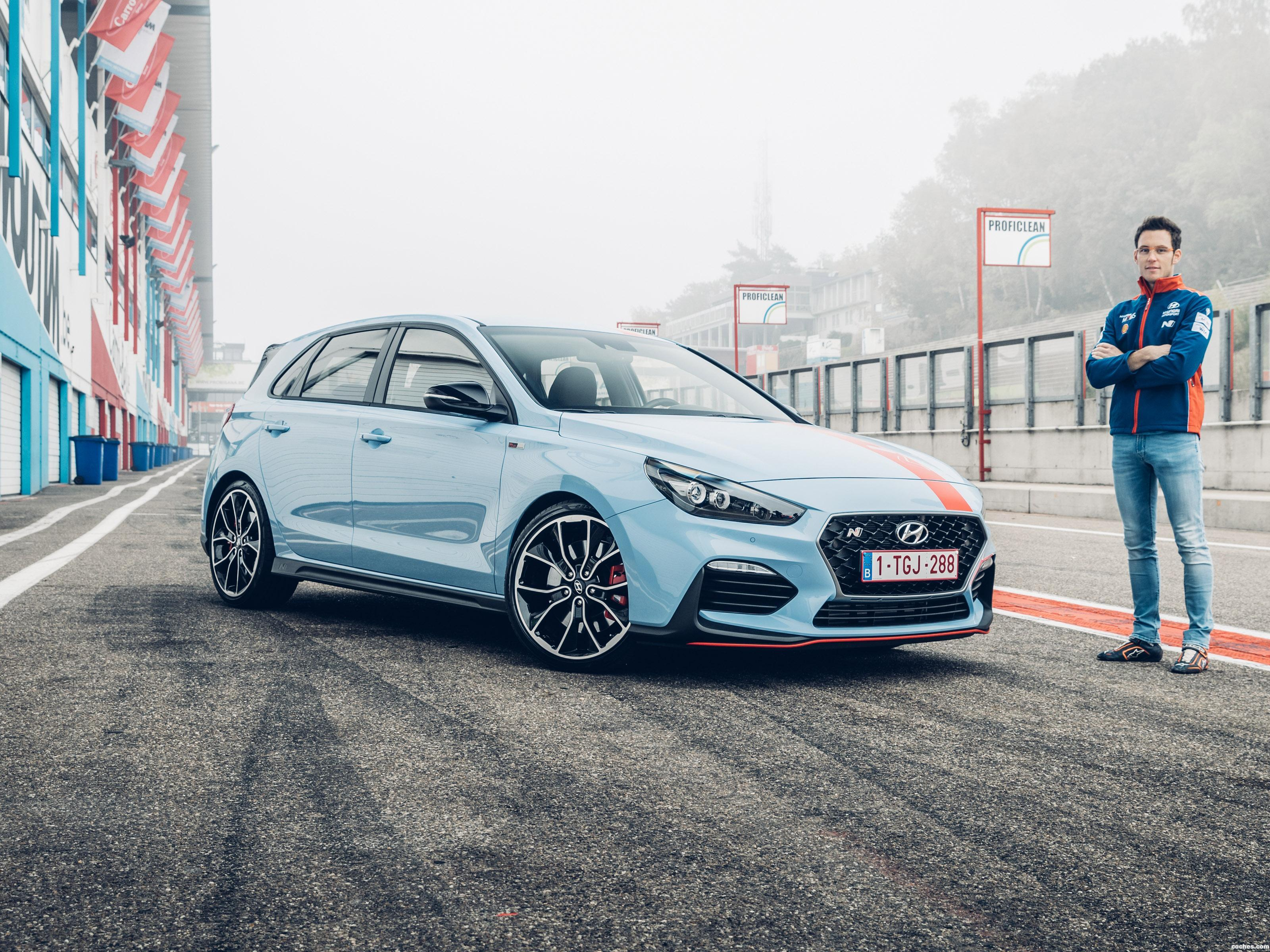 Foto 0 de Hyundai i30 N Thierry Neuville Limited Edition 2017