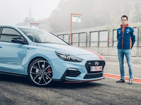 Ver foto 4 de Hyundai i30 N Thierry Neuville Limited Edition 2017